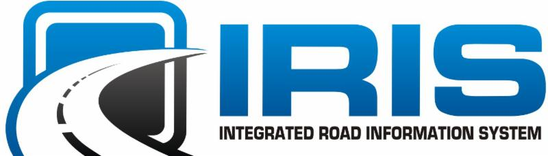 Integrated Road Information System (IRIS) Logo