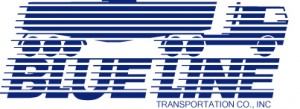 blueline line transportation logo