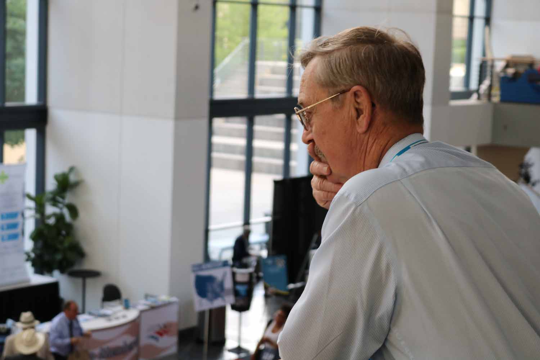AOC President Gary Thompson
