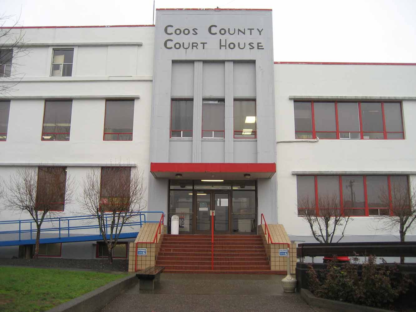 Coos County Courthouse