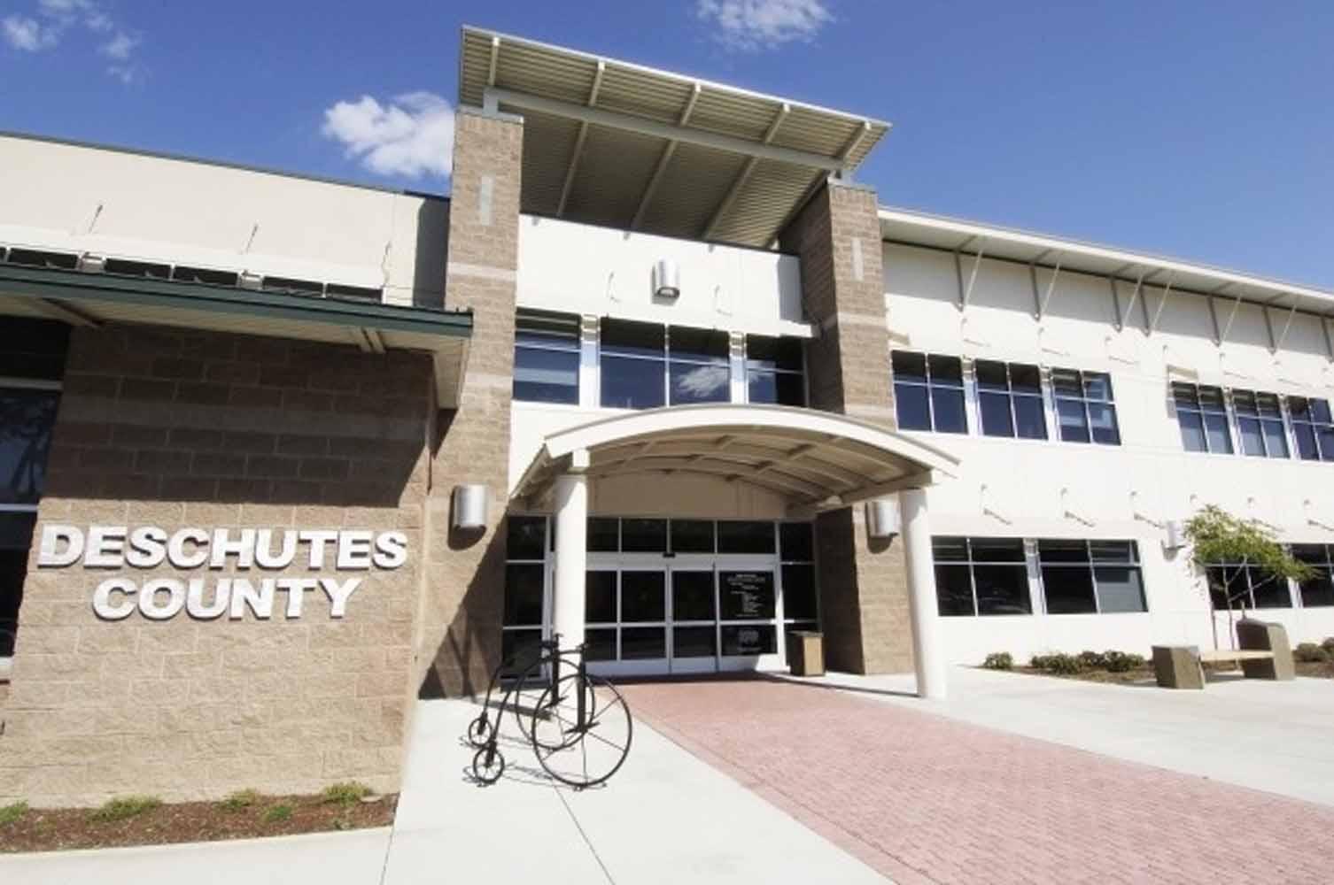 Deschutes County Pro Deschutes Services Center Bend
