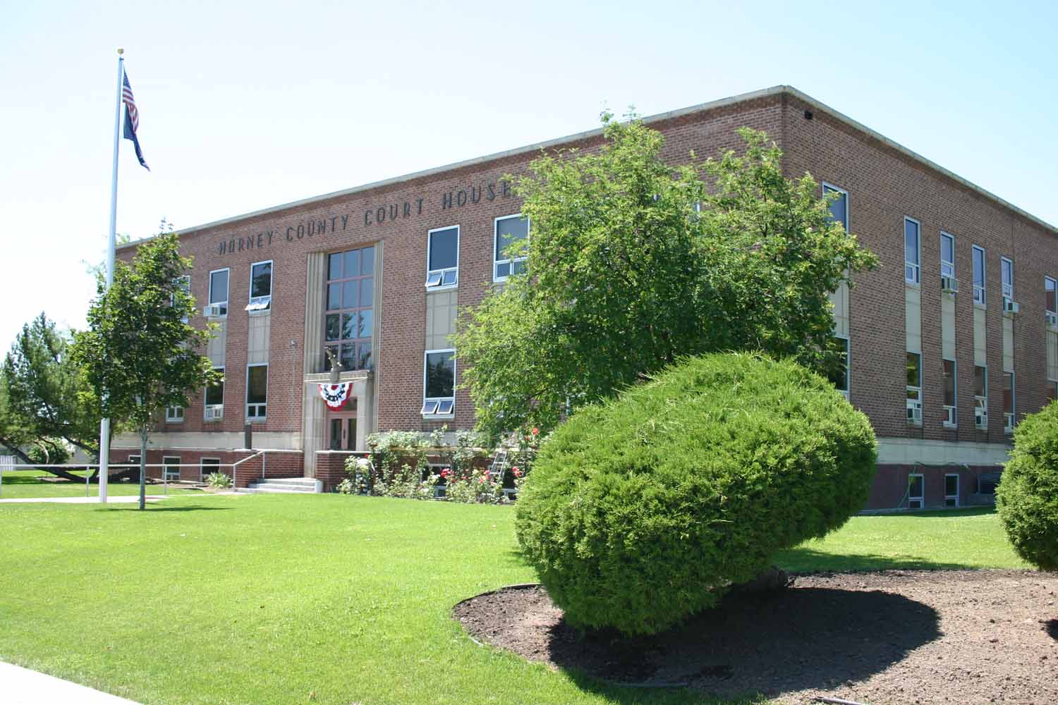 Harney County Courthouse