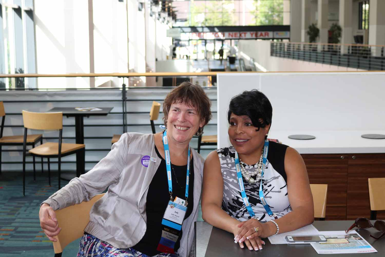 Multnomah Co Commissioners Judy Shiprack & Loretta Smith
