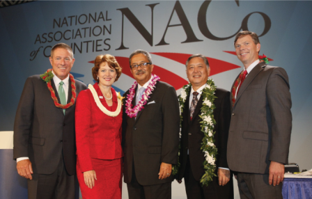 2015-16 NACo Officers