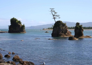 Tillamook County Three Graces