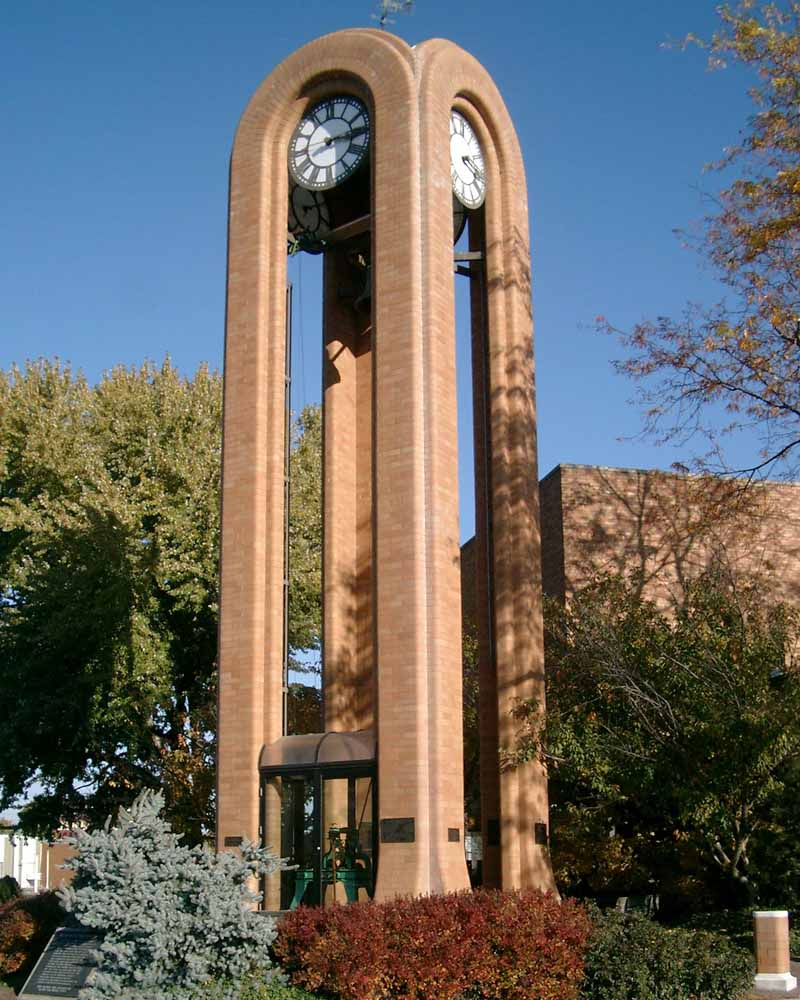 Umatilla County Clocktower