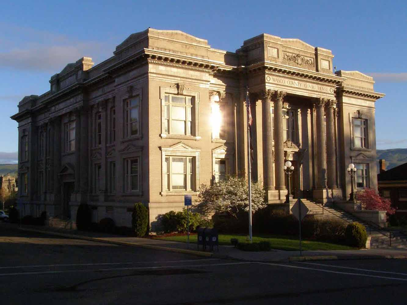 Wasco County Courthouse