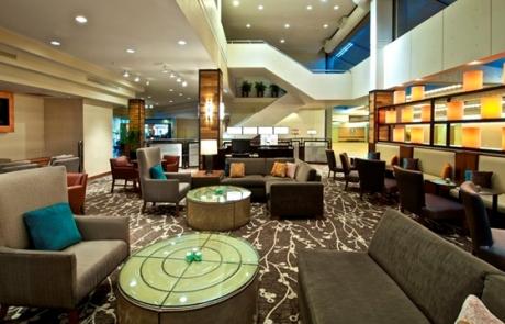 Hilton Hotel Eugene Bar