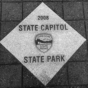 State Capitol paver