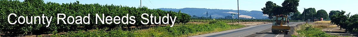 County Roads Needs