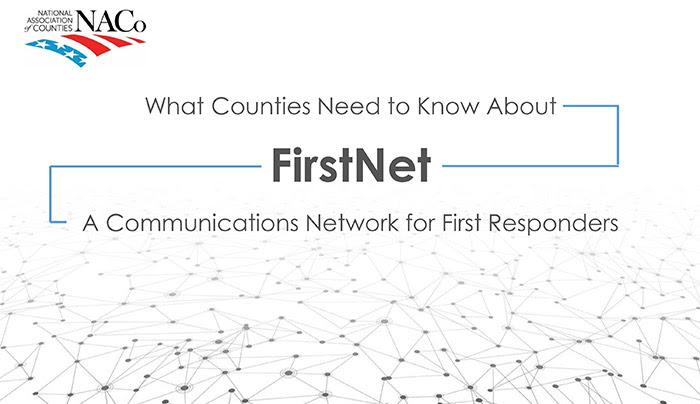 NACo First Net logo
