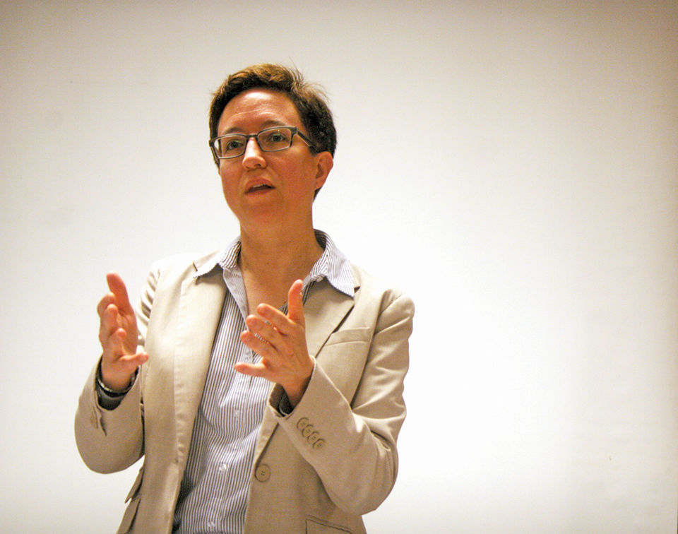 Speaker of the Oregon House of Representatives Tina Kotek
