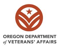 Oregon Dept of Veterans Affairs logo
