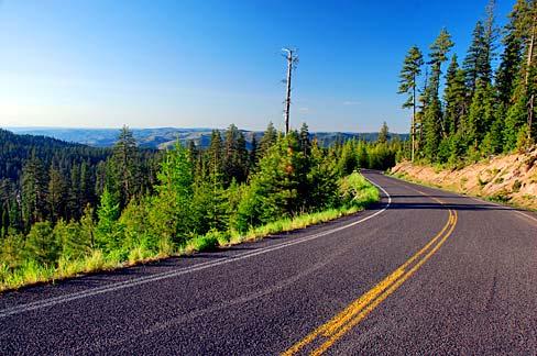 Crook County roads