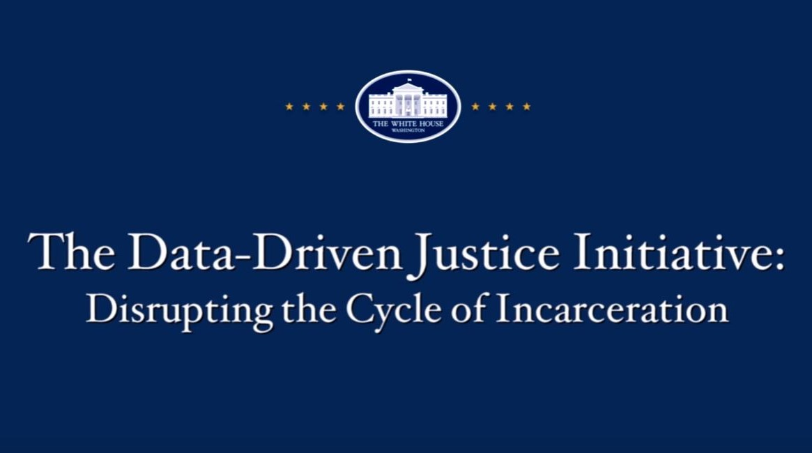 white-house-data-driven-justice-initiative-youtube
