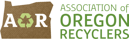 Association of Oregon Recyclers logo