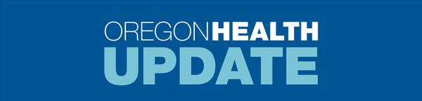 OHA Health Update logo
