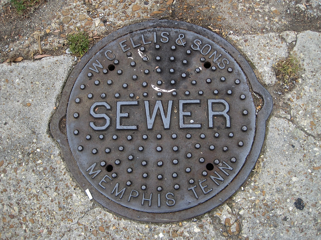 Memphis_Public_Works_City_of_Memphis_sewer_cover_Memphis_TN