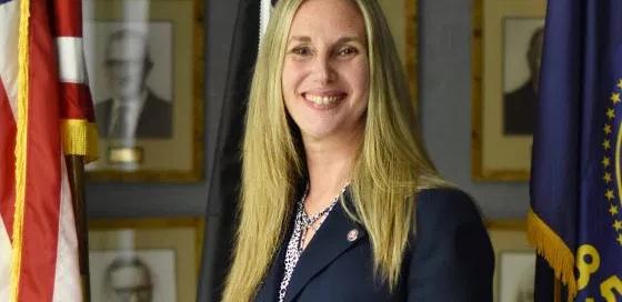 Navy Veteran and New ODVA Director Sheronne Blasi