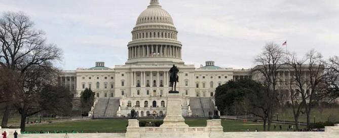 United States Capitol Building, Washington D.C.