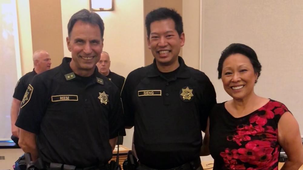 Multnomah County Sheriff's Office Reserve Unit Swears In New