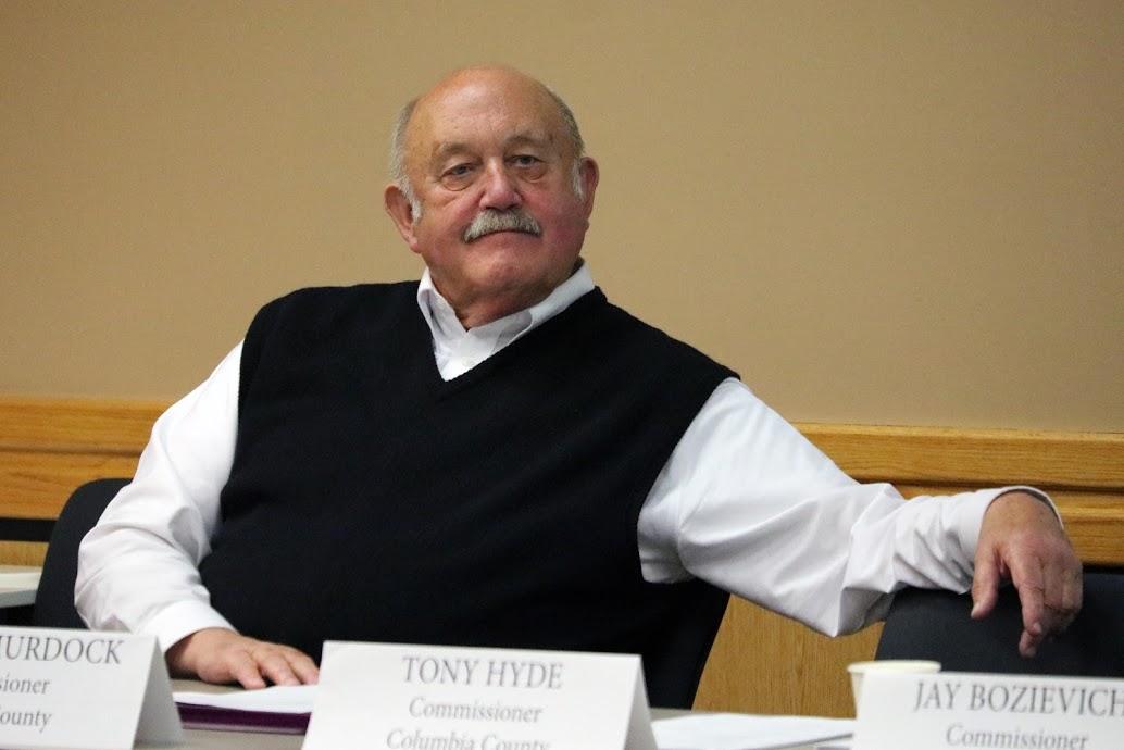 George Murdock, Umatilla County Commissioner