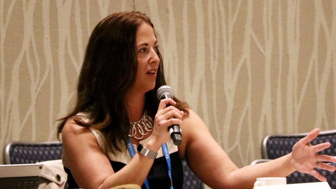 Commissioner Melissa Cribbins