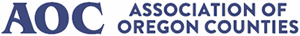 Association of Oregon Counties Logo