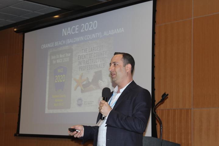 Kevan Stone Executive Director NACE